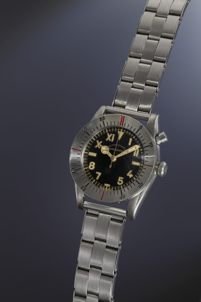 Rolex Oyster Zerograph Monopusher Flyback Replica