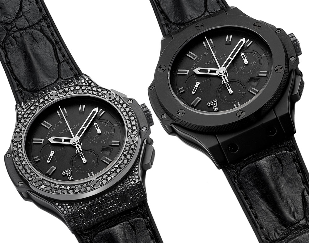Hublot Big Bang Las Vegas Special Edition Watches Watch Releases