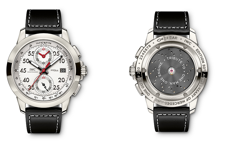 Ingenieur Chronographe Sport Edition « 50th Anniversary of Mercedes-AMG »