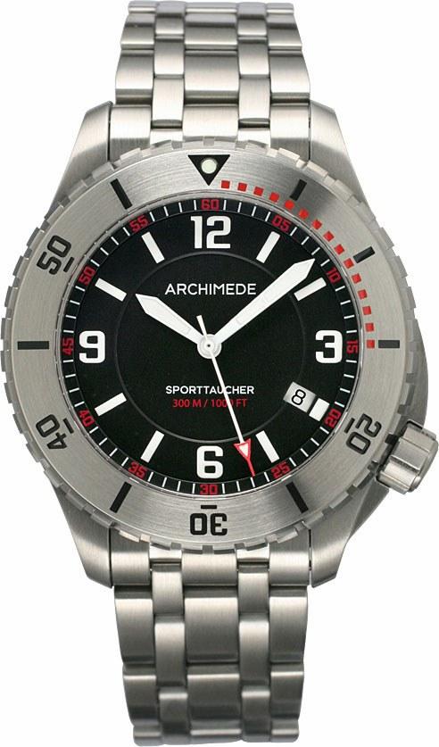 Archimede SportTaucher M Watch Watch Releases