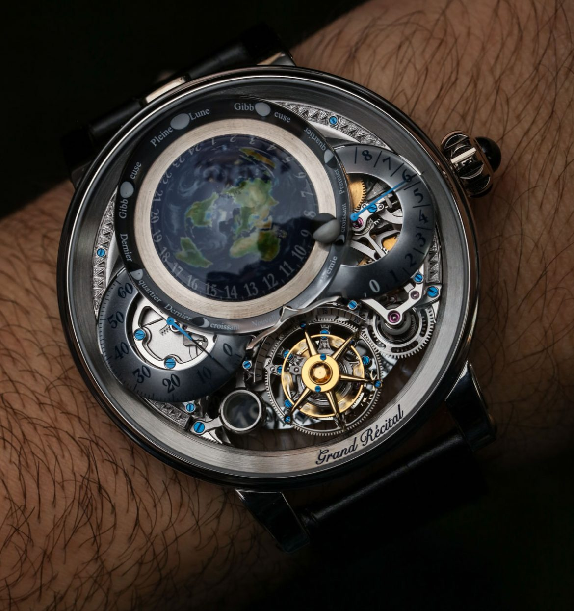 Bovet Récital 22 Grand Récital Watch Hands-On Hands-On