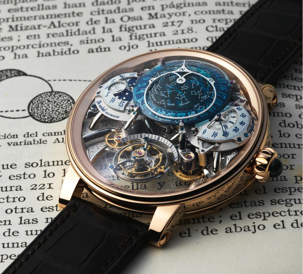 Bovet Récital 20 Astérium Watch Watch Releases